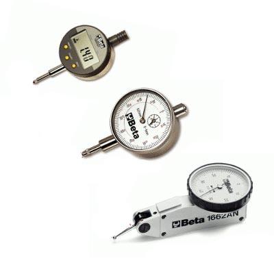 narzędzia pomiarowe czujniki zegarowe Beta