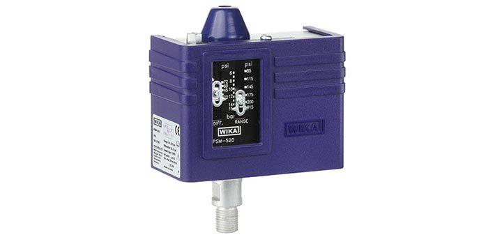 Przełącznik ciśnienia dla wysokich obciążeń elektrycznych
